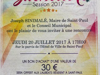 Bac 2017 - St-Paul