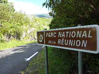 Domaine du Parc National