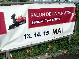 Terre Sainte - Salon de la miniature 2011