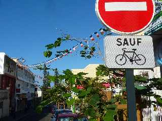 St-Pierre - Double sens cyclable Rue Archambeaud