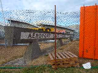 Octobre 2012 - Travaux de réhabilitation de l'aéroport de Pierrefonds