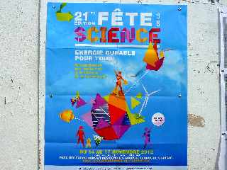 21è fête de la science - St-Denis