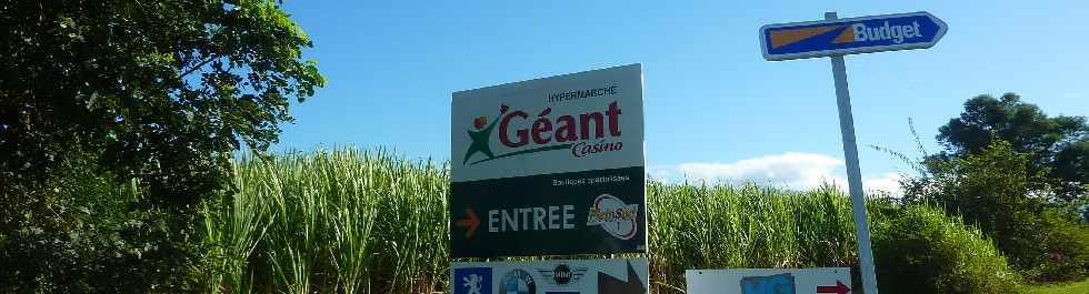 Geant casino st pierre zac canabady