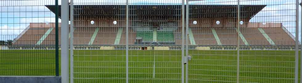 3 septembre 2014 - St-Pierre - Stade Michel Volnay