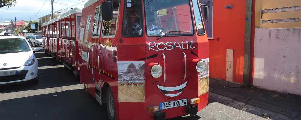 21 septembre 2014 - Saint-Pierre - Ti Train Rosalie