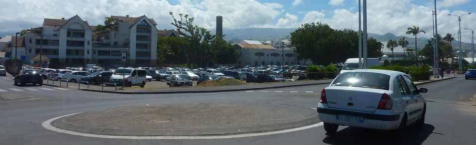 24 septembre 2014 - St-Pierre - Parking Albany