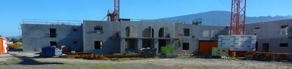 26 avril 2015 - St-Pierre - Pierrefonds - Chantier clinique Bethesda