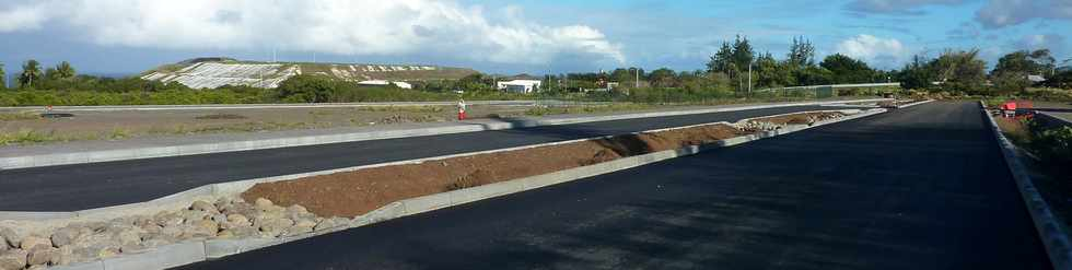 21 juin 2015 - St-Pierre - Chantier ZAC Pierrefonds-aéroport -