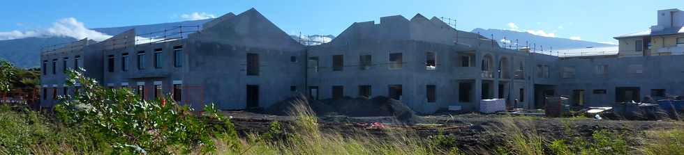 21 juin 2015 - St-Pierre - Pierrefonds - Chantier clinique Bethesda